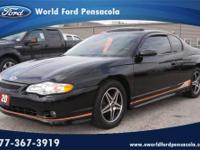 World Ford Pensacola presents this 2005 CHEVROLET MONTE