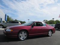 This  2005 Chevrolet Monte Carlo doesn't compromise