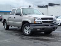 Check out this Silverado 1500 with New tires! This