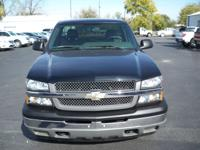 Options Included: N/A2005 CHEVROLET SILVERADO 4X4