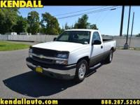 Come in today for this 2005 Chevy Silverado 1500 Work