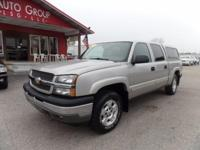 Options:  2005 Chevrolet Silverado 1500 Visit Auto