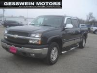 Options:  Four Wheel Drive| Tow Hooks| Tires - Front