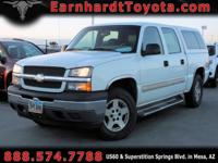 We are happy to offer you this 2005 Chevrolet Silverado