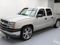 This awesome 2005 Chevrolet Silverado 1500 comes loaded