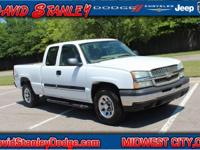 Vortec 4.8L V8 SFI, Automatic, and 4WD. Nice truck!