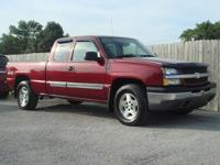 Options Included: N/AThis 2005 Chevy Silverado 1500 LS