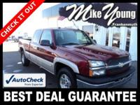 Exterior Color: sport red metallic, Body: Extended Cab