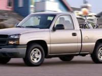 Body: Regular Cab Pickup, Engine: 4.3L V6 12V MPFI OHV,