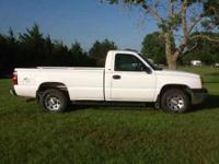 2005 Chevrolet Silverado 1500 This truck currently has