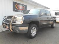 LOCAL TRADE 2005 CHEVY SILVERADO 1500 Z71 4X4 CREW CAB