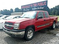Come see this 2005 Chevrolet Silverado 1500 Z71 while