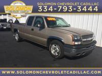 Options:  2005 Chevrolet Silverado 1500 |Miles: