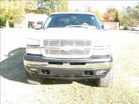 Options Included: Off Road Package, 4 Wheel Drive,
