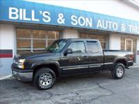 Only 106k Miles on this 2005 Chevrolet Silverado 1500
