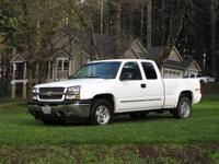 2005 Chevrolet Silverado 1500 Z71 This truck currently