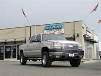 Our 2005 Silverado 2500HD 4X4 is a hard truck to beat