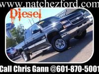 Options Included: N/A****4x4 DURAMAX DEISEL**** THIS