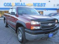 2005 Chevrolet Silverado 2500HD 4x4 Extended Cab Our
