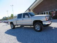 Our 2005 Chevrolet Silverado 2500HD LT 4x4 is one tough