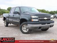 Duramax 6.6L V8 Turbodiesel. Diesel! Turbocharged!