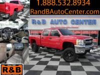 2005 Chevrolet Silverado 2500HD LS Body Layout Crew