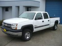 This 2005 Chevrolet Silverado 2500HD LT is offered to