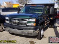 3500 One-ton Silverado 3500 trucks come in base, LS and