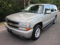 LT trim. Heated Leather Seats, Third Row Seat,