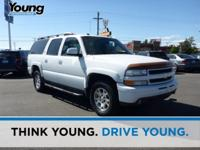 2005 Chevrolet Suburban 1500 Z71 This vehicle is nicely