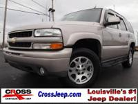 New Jeep Trade-in...Z71 OFF-ROAD Pkg...4WD...5.3L