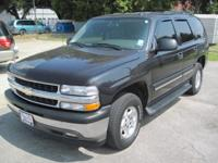 Options Included: 5300 V8! 9 PASSENGER! Very clean,