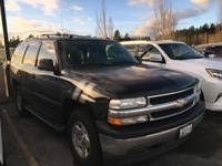 2005 Chevrolet Tahoe LS. 4WD, ABS brakes, Compass,