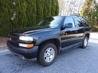 We are excited to offer this 2005 Chevrolet Tahoe.