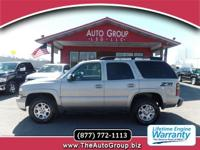 Options:  2005 Chevrolet Tahoe Our 2005 Chevrolet Tahoe