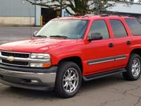 Make:	Chevrolet	Number of Cylinders:	8 Model:	 Tahoe