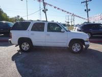 Options:  2005 Chevrolet Tahoe 1500 Lt|This Vehicle Has
