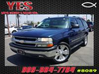 Options:  2005 Chevrolet Tahoe Lt|**Internet Price**
