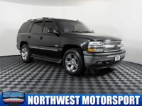 Clean Carfax 4x4 SUV with DVD Player!  Options:  Rear
