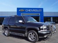Options:  2005 Chevrolet Tahoe Lt|Miles: 135262Color: