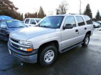 2005 Chevrolet Tahoe SUV LS Our Location is: Gladstone