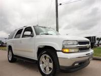 THIS 2005 CHEVROLET TAHOE LT JUST CAME IN. THIS 4X4