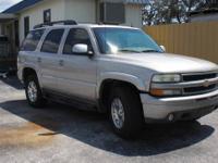 2005 Chevrolet Tahoe Z71 - 5.3 liter - Bose Stereo