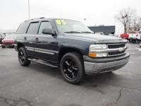 Options:  2005 Chevrolet Tahoe Z71|Z71 4Wd 4Dr