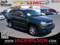 Nice SUV! It's time for Jack Wilson Chevrolet Buick