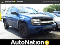 . Check out this gently-used 2005 Chevrolet TrailBlazer