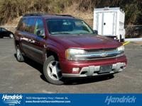 Options:  2005 Chevrolet Trailblazer Ls|Medium Red