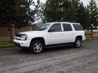 Options:  2005 Chevrolet Trailblazer 4Dr 4Wd Ext