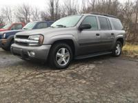 Options:  2005 Chevrolet Trailblazer Ext Ls 4Wd 4Dr