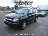 Options:  2005 Chevrolet Trailblazer Very Clean Suv